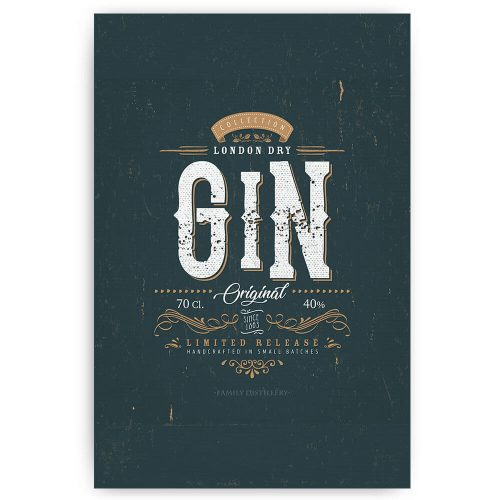 Poster Gin