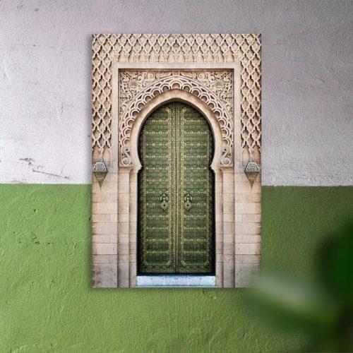 poster arabische poort