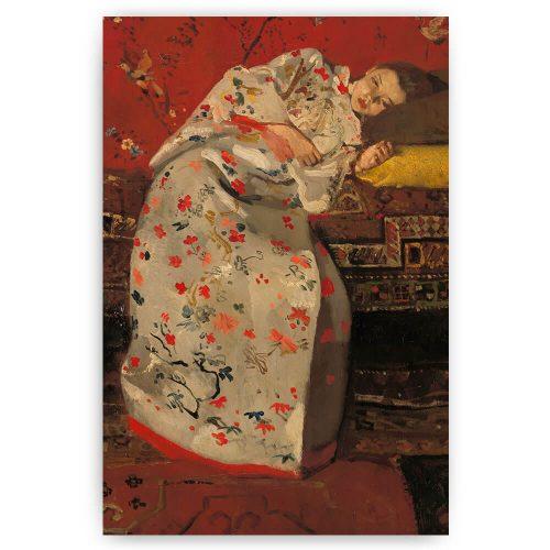 witte kimono breitner
